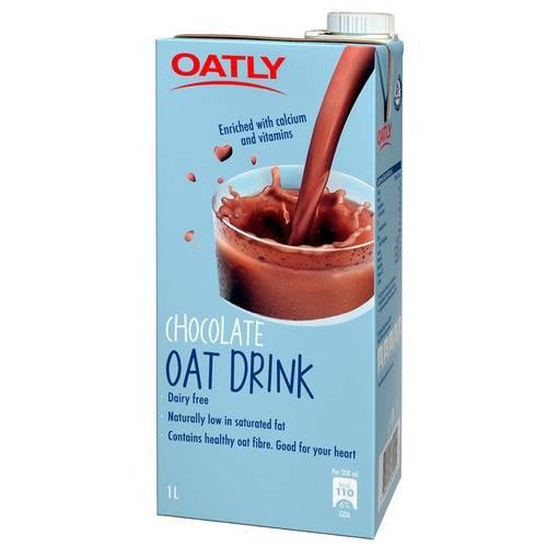 Oatly Whole Foods